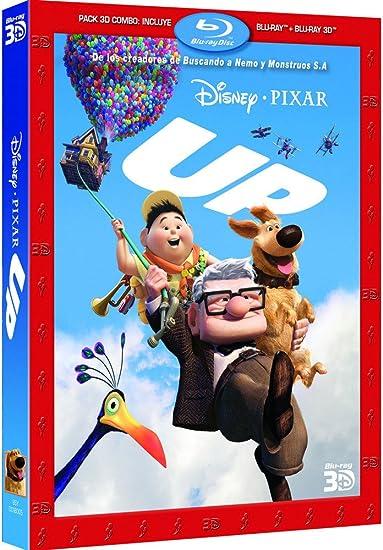 Up (3D) [Blu-ray]: Amazon.es: Personajes Animados, Pete Docter ...