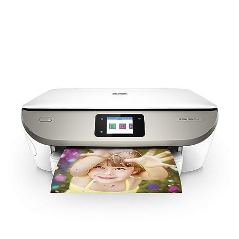 HP Envy 7134 4800 x 1200DPI Inyección de Tinta térmica A4 14ppm WiFi - Impresora multifunción (Inyección de Tinta térmica, 4800 x 1200 dpi, 125 Hojas, ...