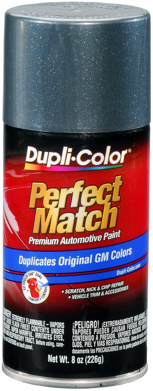Dupli-Color (BGM0536-6 PK) Gunmetal Metallic General Motors Exact-Match Automotive Paint - 8 oz. Aerosol, (Case of 6)