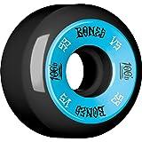 Bones OG 100's Wheels Black