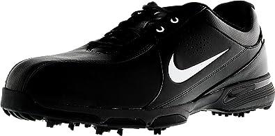 48365e99e964 Nike Durasport 3 (W) Men s Golf Shoe (9 Wide) Black White  Amazon.co ...