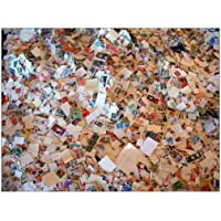 Worldwide 101 All DIFF Used Stamps Collection - STAMPTREASURE LOT