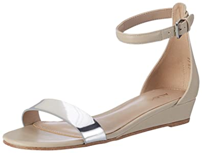 f9b07a420b8e Aldo Women s Nude Fashion Sandals - 5 UK India (38 EU) (6 US)  Buy Online  at Low Prices in India - Amazon.in