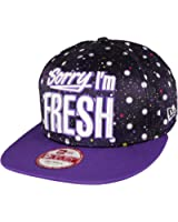 New Era - Casquette Snapback Homme 9Fifty Outtaspace - Purple