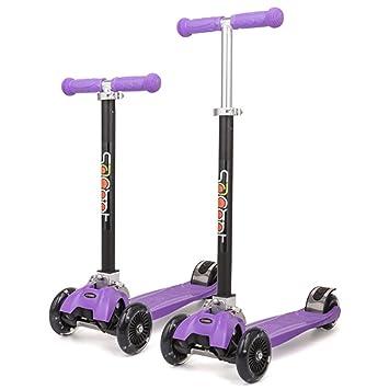 yuewo 7 estilo Scooters trineo big-roller patinete de tres ...