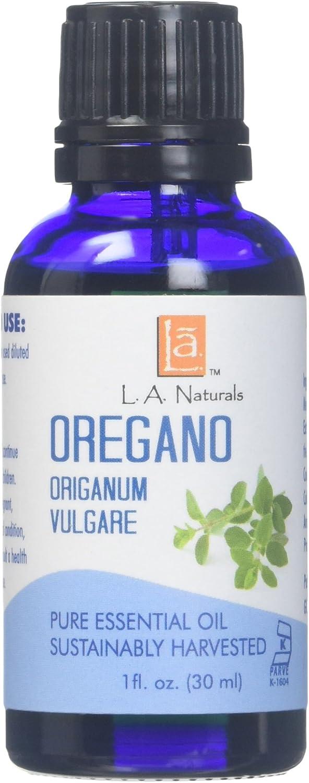 L A NATURALS Oregano Essential Oil, 0.02 Pound