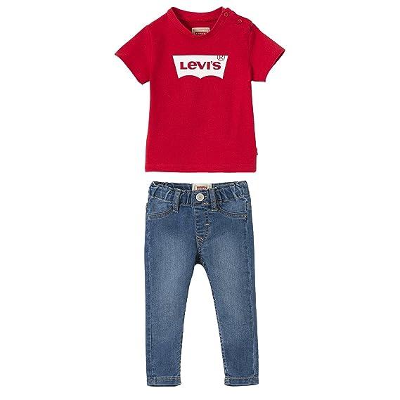 c08dba2f8ab Levi s Kids Baby Boys  Outfit Clothing Set