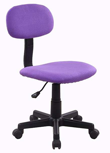 EUROSILLA Bart - Silla de escritorio, 79 x 41 x 74 cm, color morado ...