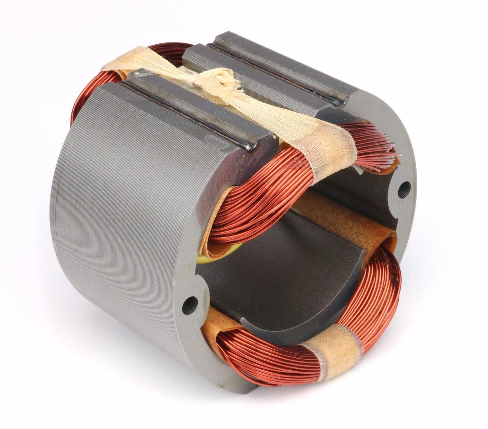 Steel Dragon Tools 44070 Motor Field fits RIDGID 700 Power Drive Pipe Threader Threading Machine