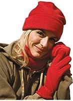 Result R40X Fleece-Winter-Set mit Mütze, Handschuhen und Halswärmer
