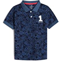 Hackett London Allover Print Y Camisa Polo para Niños