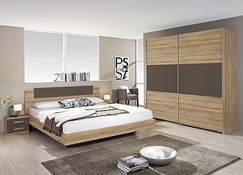 Schlafzimmer möbel braun  lifestyle4living Schlafzimmer, Schlafzimmermöbel, Set ...