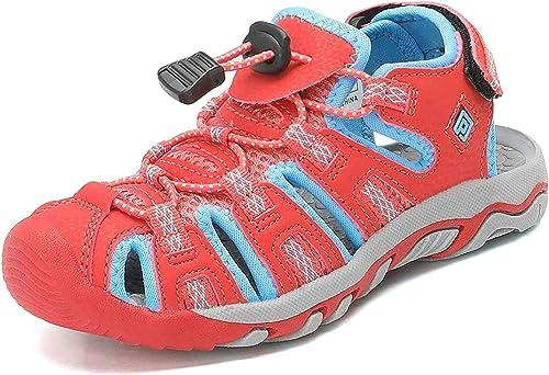 Jungen Sandalen Kinder Schuhe  Klettverschluß Größe 34 und 35.
