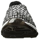 Bernie Mev Unisex Gummies GEM K Sneaker, Black