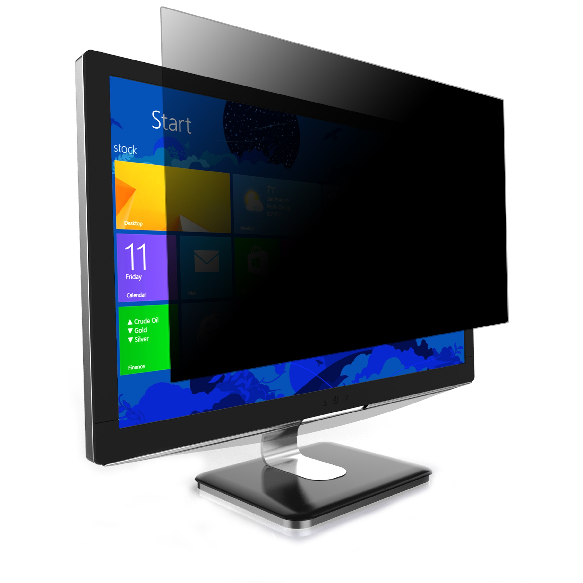 Targus 4Vu Privacy Filter Screen 23.5-inch Widescreen (16:9 Ratio) Monitors (ASF235W9USZ)