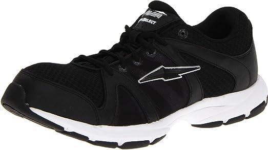 AVIA Women's Avi Select Cross-Training Shoe,Black/Chrome Silver,6.5 M