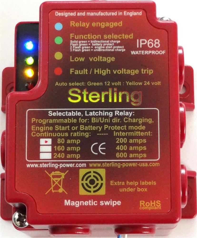 Prolatch R Zero Volt Drop Latching Relay 80 Amp Electronic Relays Power Industrial Scientific
