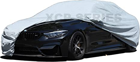 BMW 6 Series E63 F12 Funda Exterior Impermeable Premium Heavy-Duty Outdoor Cover