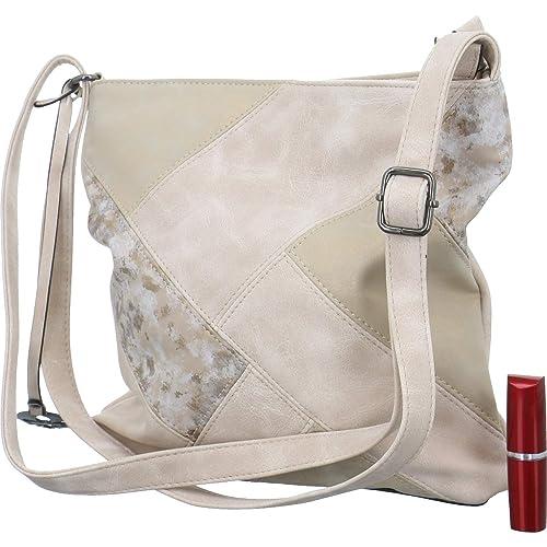 Rieker H1018 31 Womens Cross Body Bag Red Rosaroserosa 3x25