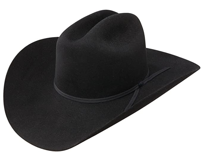 115c9cba4f8 Stetson Stallion Collection The Cattleman at Amazon Men s Clothing ...