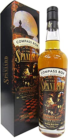 Compass Box - The Story Of The Spaniard - Whisky
