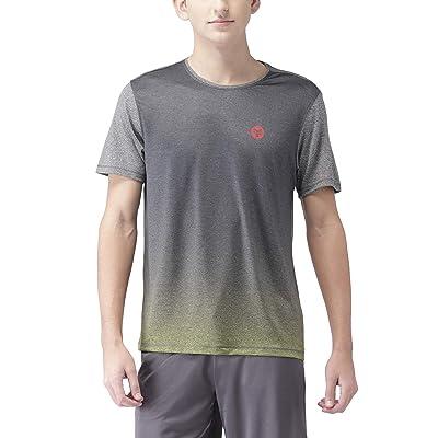 2Go Activewear Men's Printed Regular Fit T-Shirt | Amazon.com
