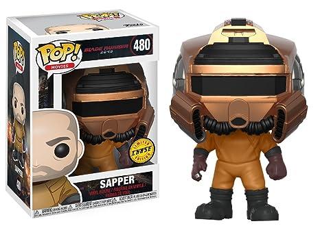 Sapper POP Film-, TV- & Video-Action- & -Spielfiguren Vinyl