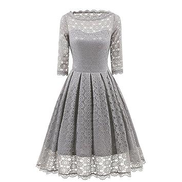 Gray Cocktail Dress Sale