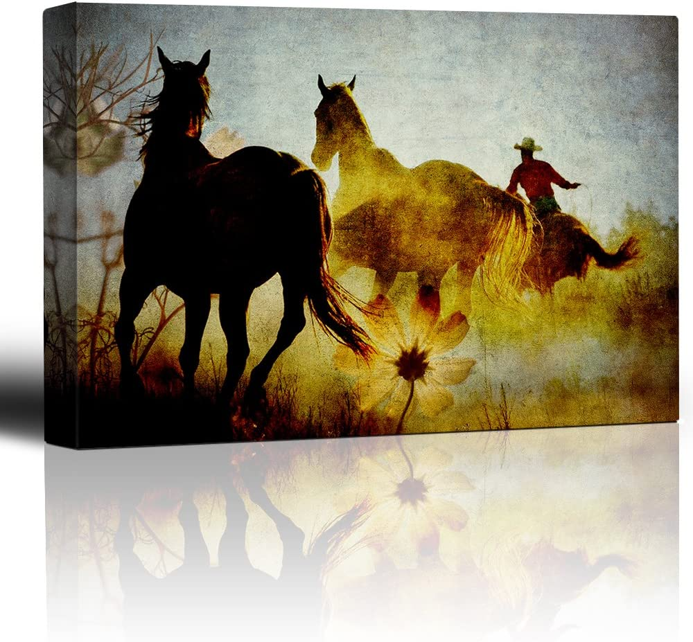 Taming the Wild - Canvas Art