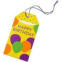 Amazon.de Geschenkkarte in Geschenkanhänger (Happy Birthday) - mit kostenloser Lieferung per Post