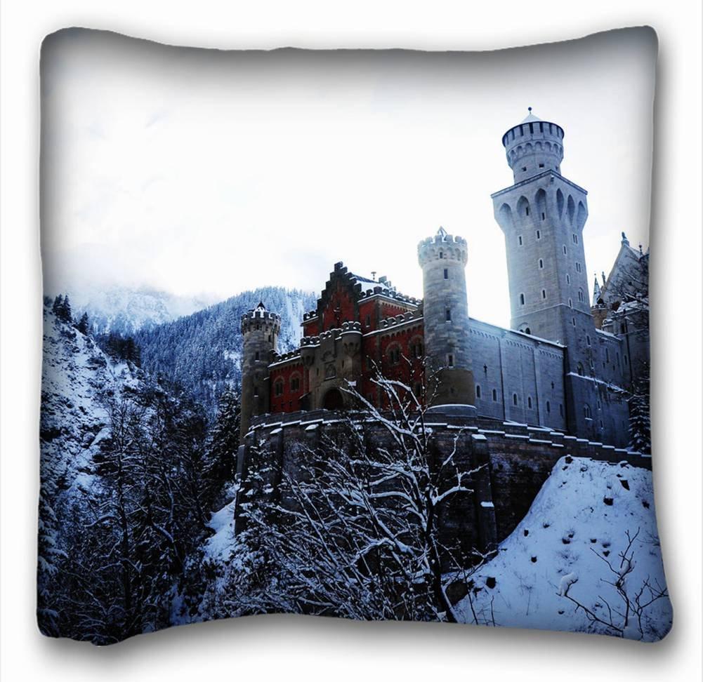カスタム装飾スクエアスロー枕 – City Alcazar Toledoスペイン20