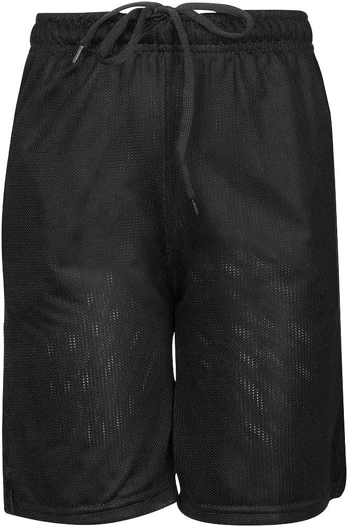Amazon.com: PREMIUM – Pantalones cortos de baloncesto para ...