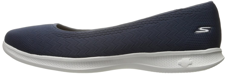Skechers Damen Schuhe GO Step Lite - Solace navy/gray