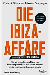 Die Ibiza-Affäre: Innenansichten eines Skandals (German Edition) Kindle Edition