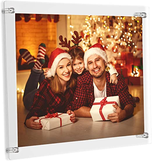 Highland Home Hit /& Run 3D Wooden Picture Frame holds one 4 x 6 photo