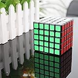 Oostifun YuXin Zhisheng Kylin 5x5x5 Magic Cube Puzzle Cube Speed Cube Toy + One Cube Bag (Black)