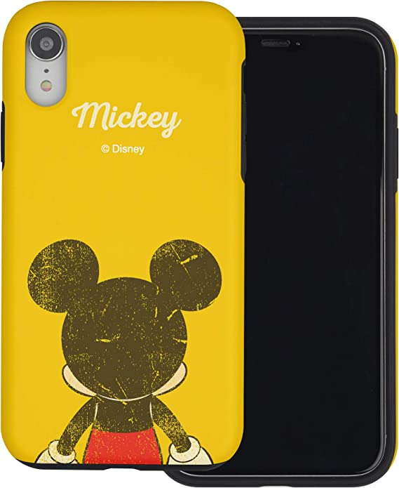 iPhone X Case DISNEY Cute Mickey Mouse