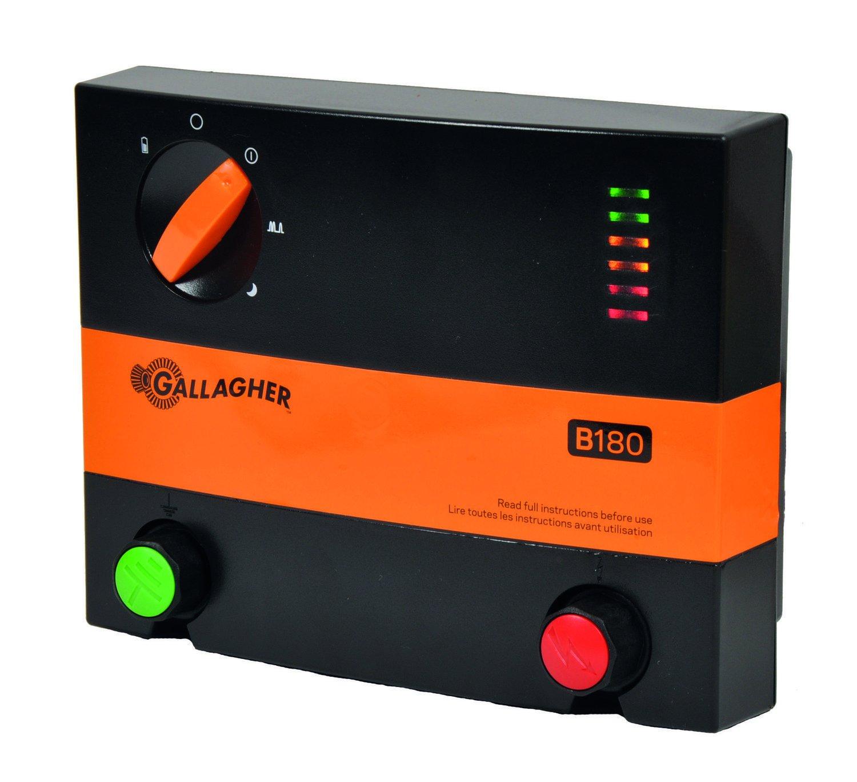Gallagher B180 Battery Energiser 12V