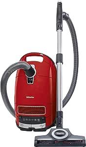 Miele Complete C3 Cat & Dog Vacuum Cleaner, Autumn Red
