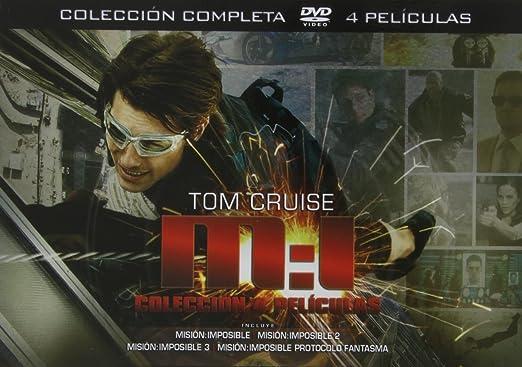 Misión Imposible [DVD]: Amazon.es: Tom Cruise, Jeremy Renner ...