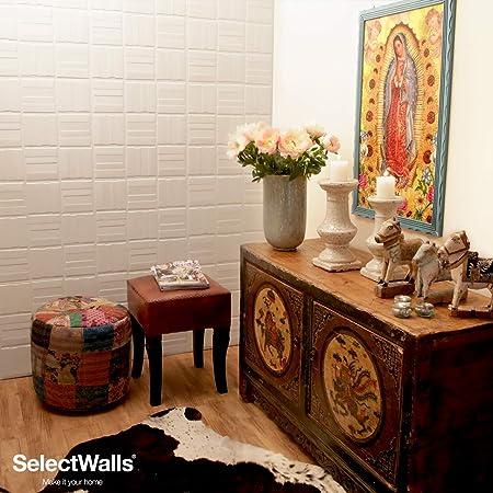 Parement Mural Bois Caro 10 Panneaux Muraux 3d Selectwalls