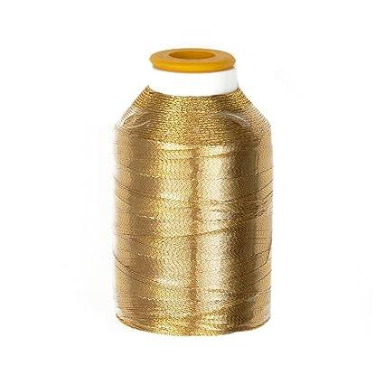 Amazon Coats Clark Metallic Embroidery Thread 600 Yd Gold