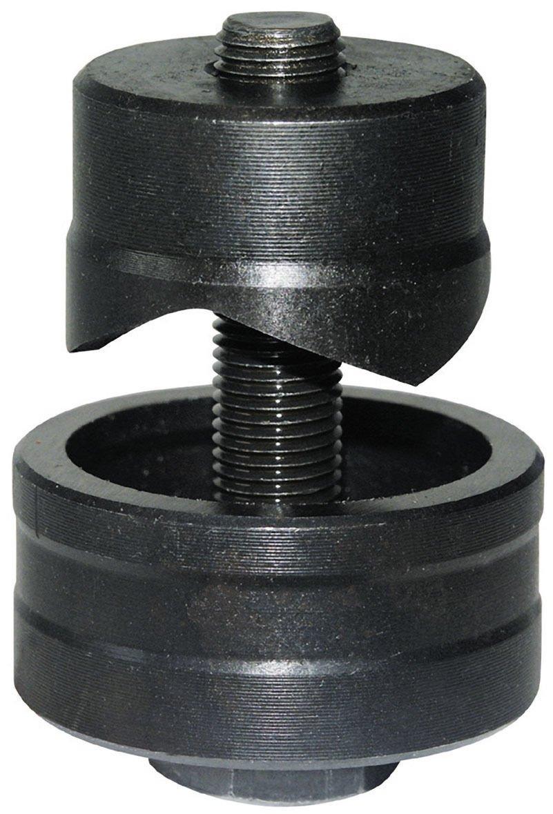 Alfra 2-3/8'' (61.5mm) - 2'' Conduit Monocut Round Punch/Die Set Screw Kit
