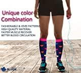 Bluemaple Compression Socks for Women & Men
