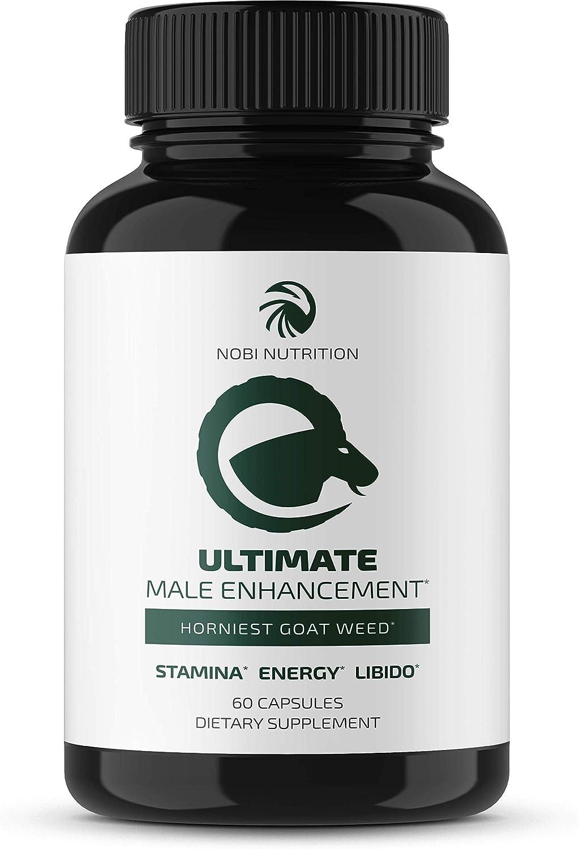 Nobi Nutrition Premium Male Enhancing Pills