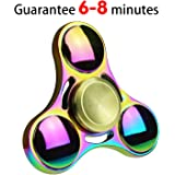 JINSEY Tri-Spinner EDC Fidget Toy Stress Reducer With Premium Hybrid Ceramic Bearing - Perfect For ADD, ADHD, Anxiety, and Autism Adult Children