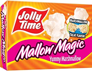 product image for Jolly Time Mallow Magic Marshmallow Flavor Microwave Popcorn (Pack of 12)