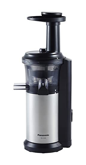 Panasonic PANASONIC SLOW JUICER MJ-L500 Juicer Mixer Grinders at amazon
