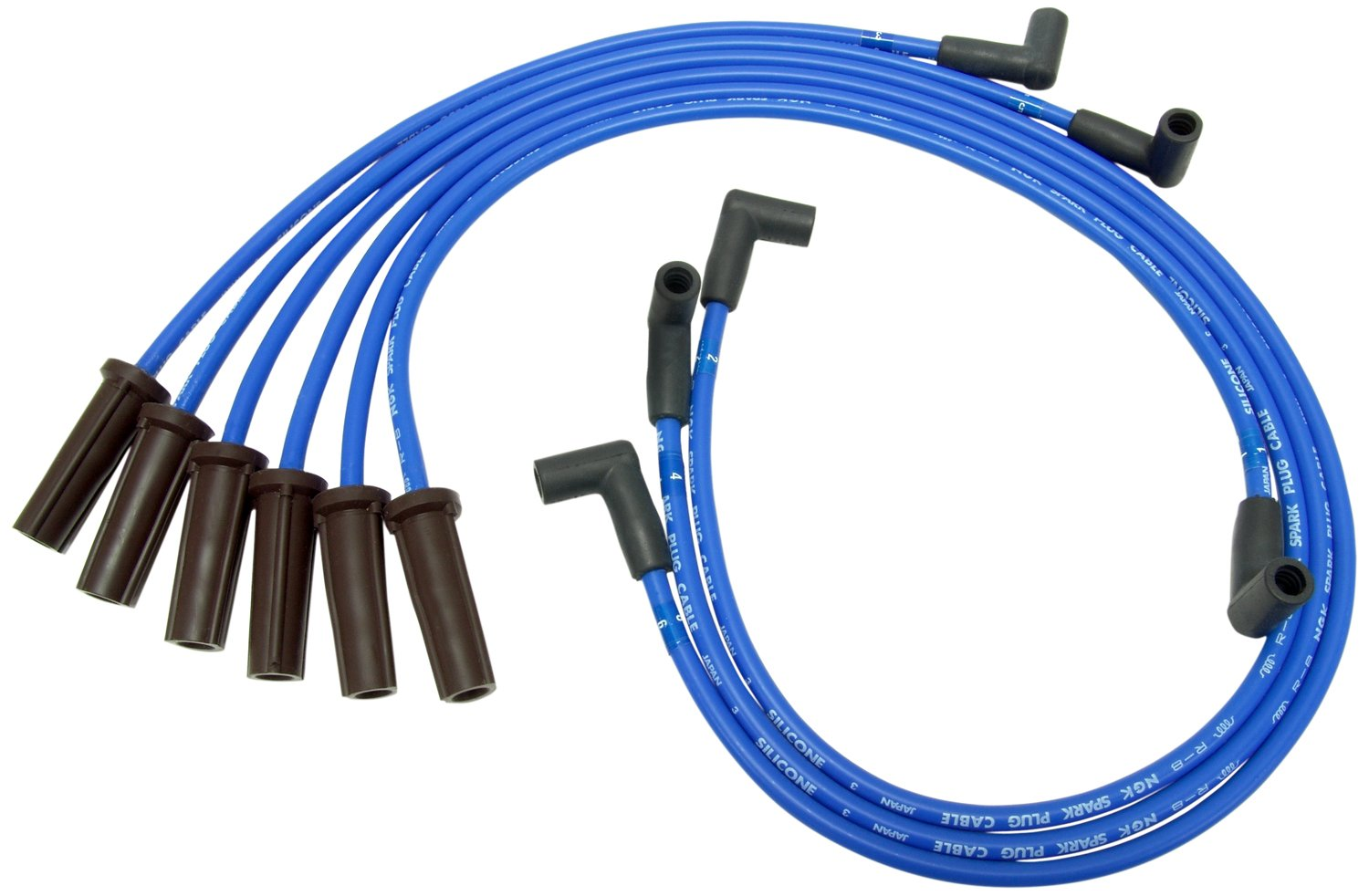 NGK RC-GMZ045 Spark Plug Wire Set (51217),1 Pack