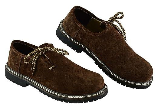bb063c795fc9 Amazon.com  German Bavarian Oktoberfest Trachten Lederhosen Shoes ...